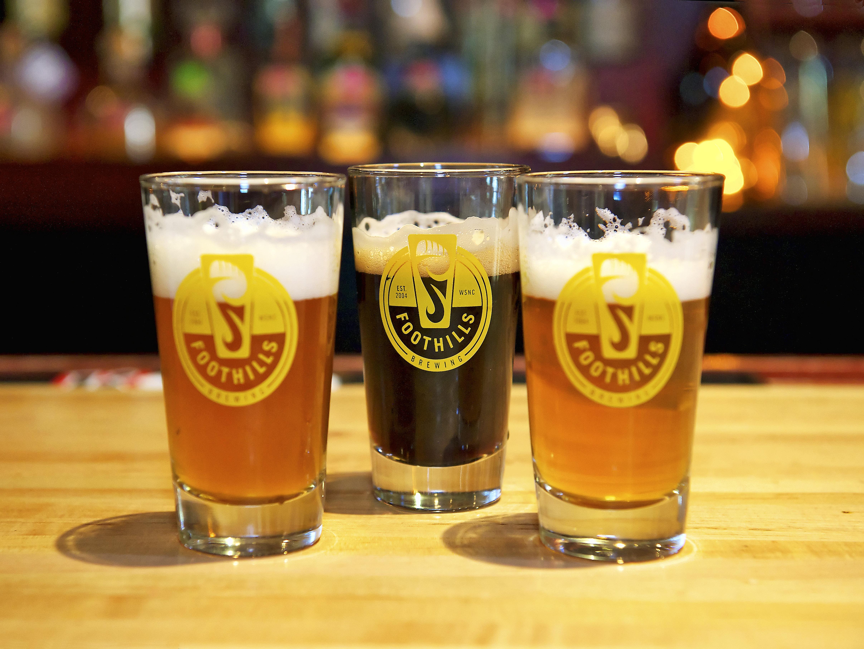 Foothills Craft Beer