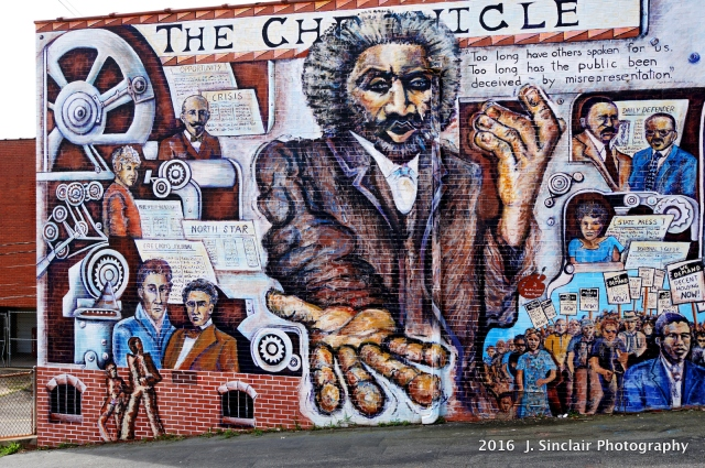 Chronicle Mural