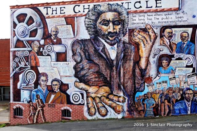 Chronicle Mural